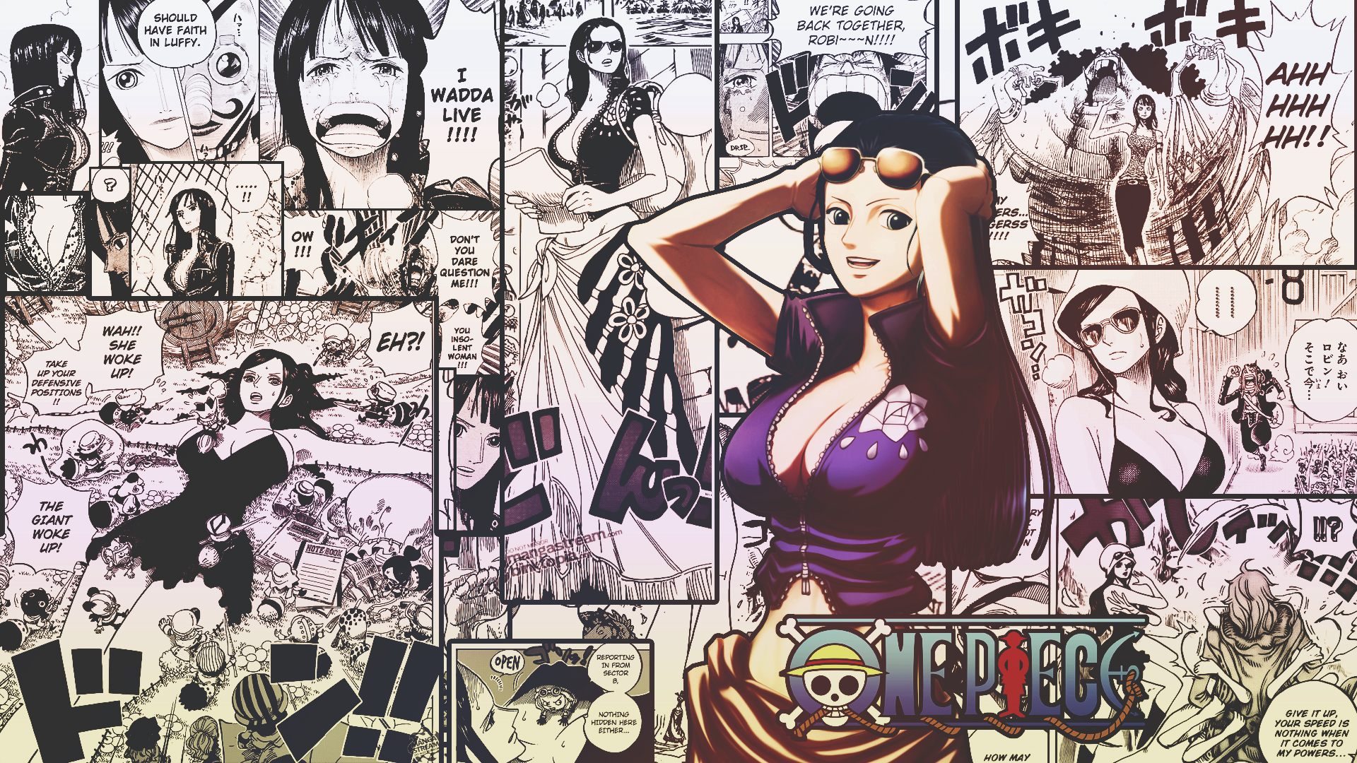 One Piece Iphone 7 Wallpaper One Piece Fondo De Pantalla Hd Fondo De Escritorio