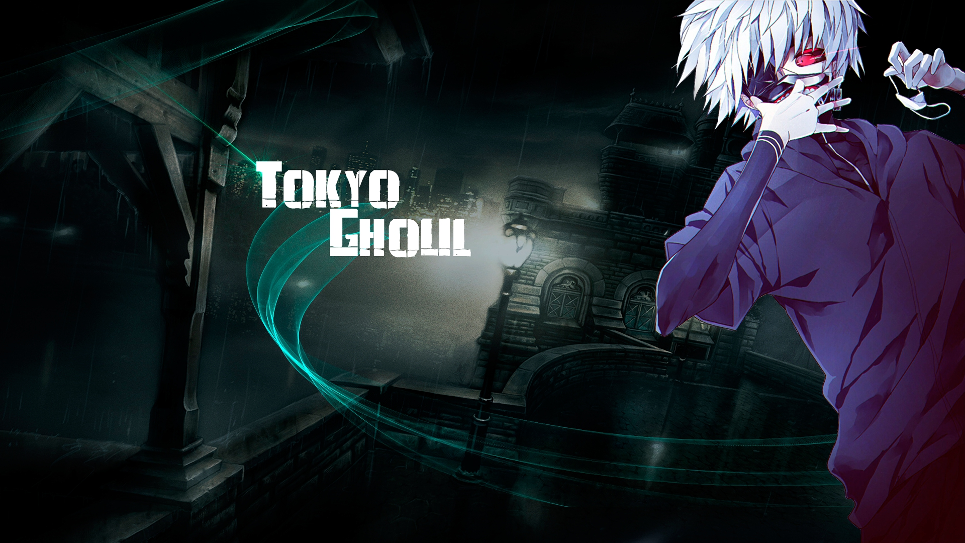 Fight Like A Girl Computer Wallpaper Tokyo Ghoul Hd Wallpaper Background Image 1920x1080