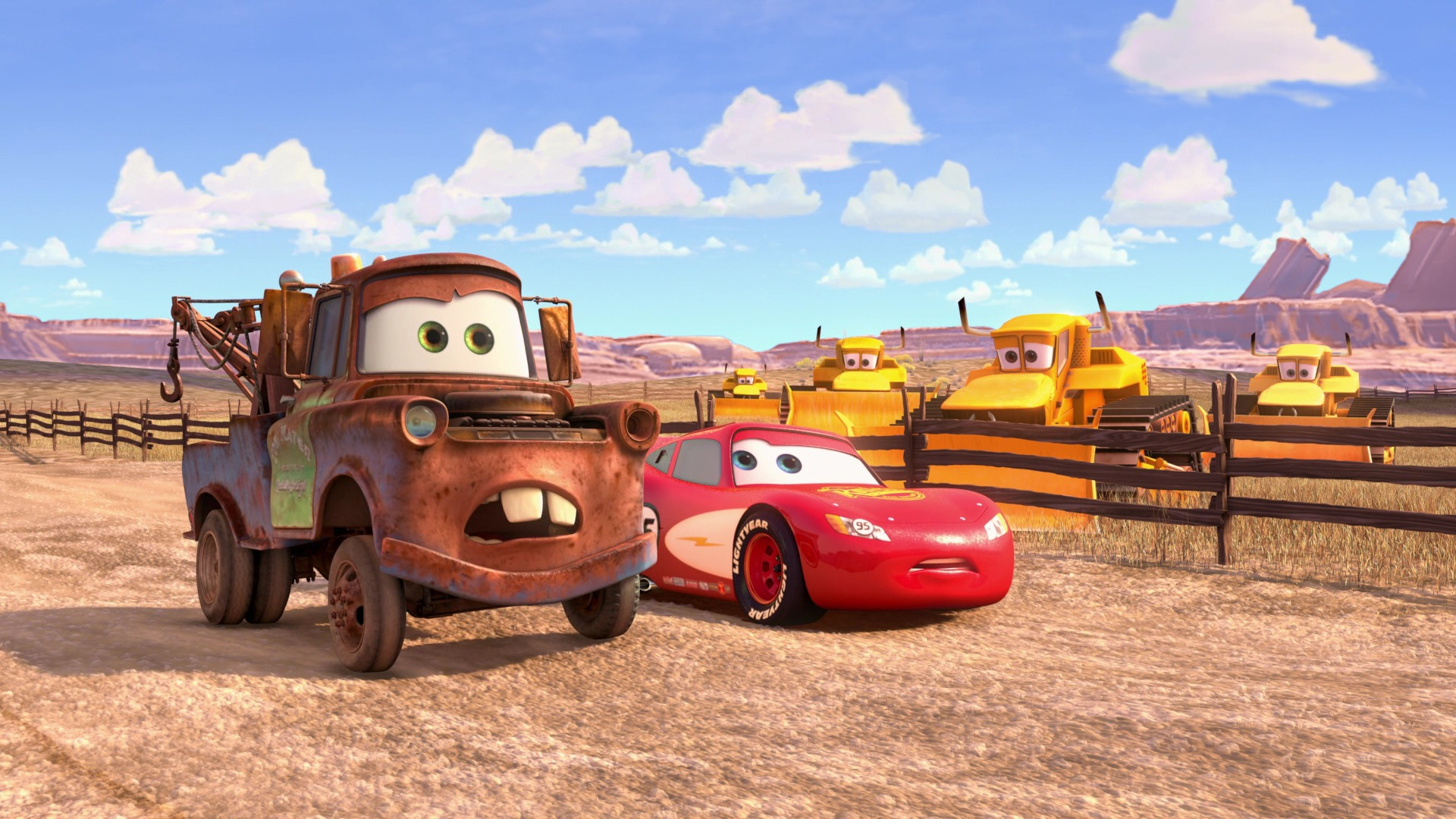Tow Mater Cars Movie Wallpaper 1920x1200 Cars Toons Mater S Tall Tales Full Hd Wallpaper And