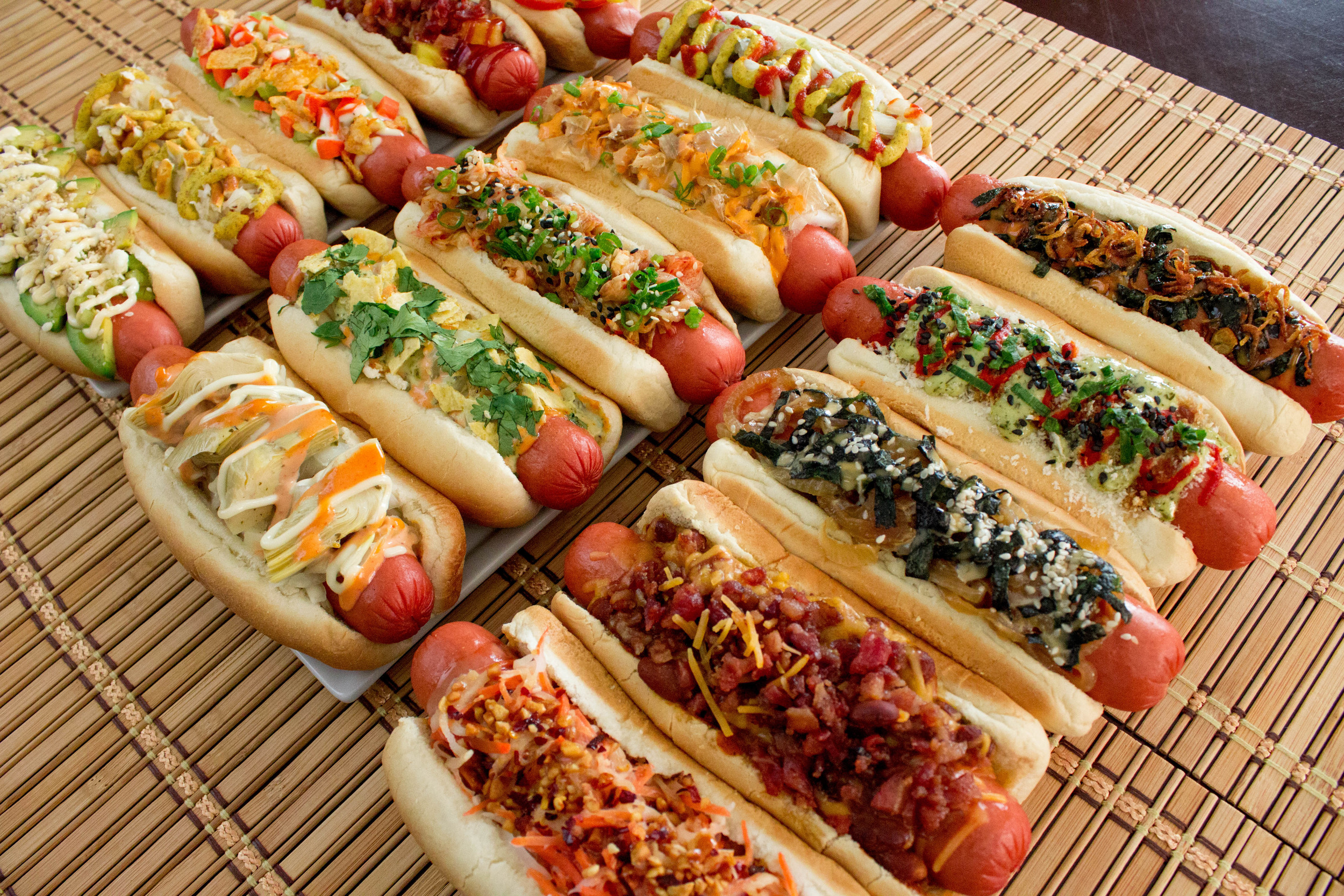 Big W Dog Food Different Toppings For Hot Dogs Full Hd Wallpaper And