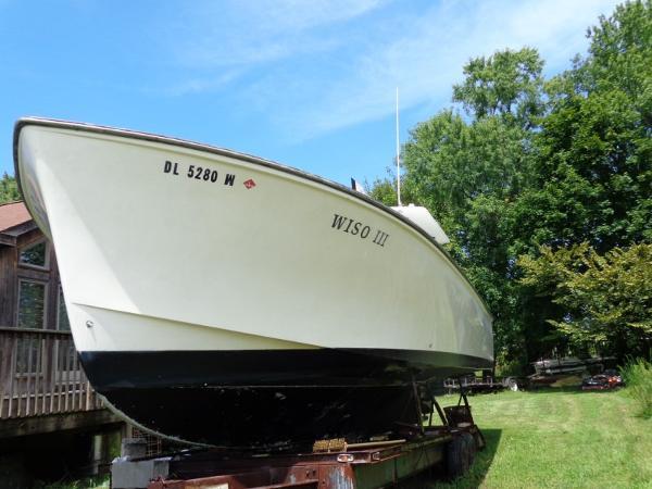 Henriques Crab Boat Fshore Mercial