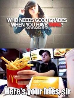 Dashing Meme By Memedroid Meme By Memedroid Fast Food Memes Working Fast Food Memes