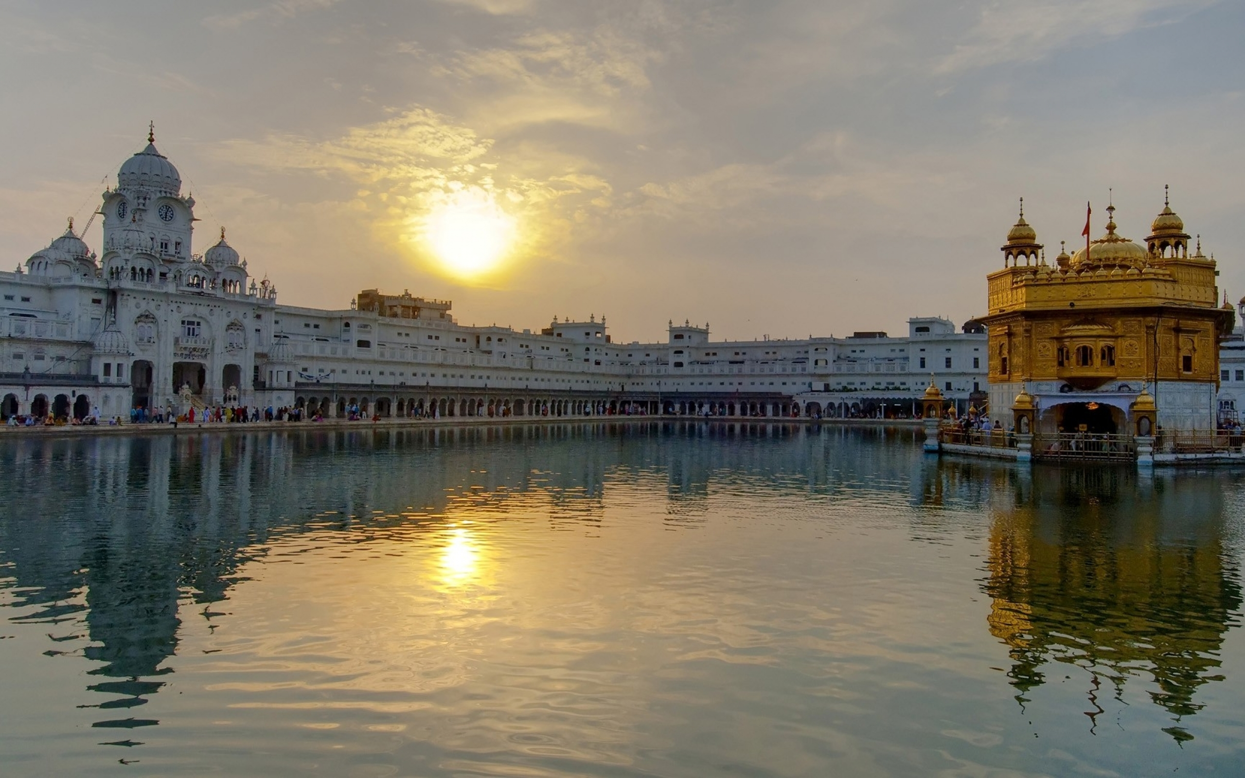 3d Khanda Wallpaper 11 Harmandir Sahib Hd Wallpapers Backgrounds Wallpaper