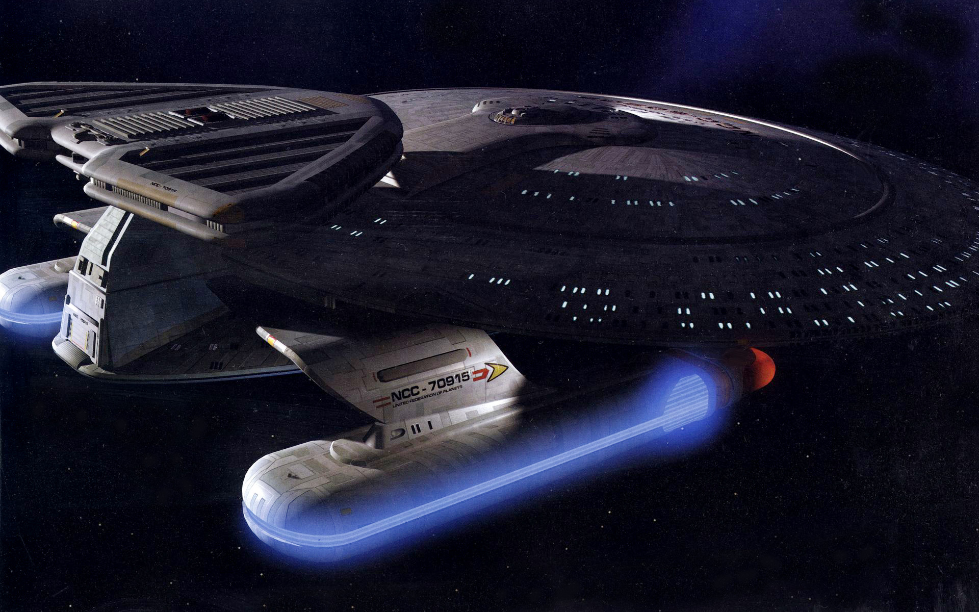 Andromeda Galaxy Wallpaper Iphone Uss Bonchune Ncc 70915 Full Hd Wallpaper And Background