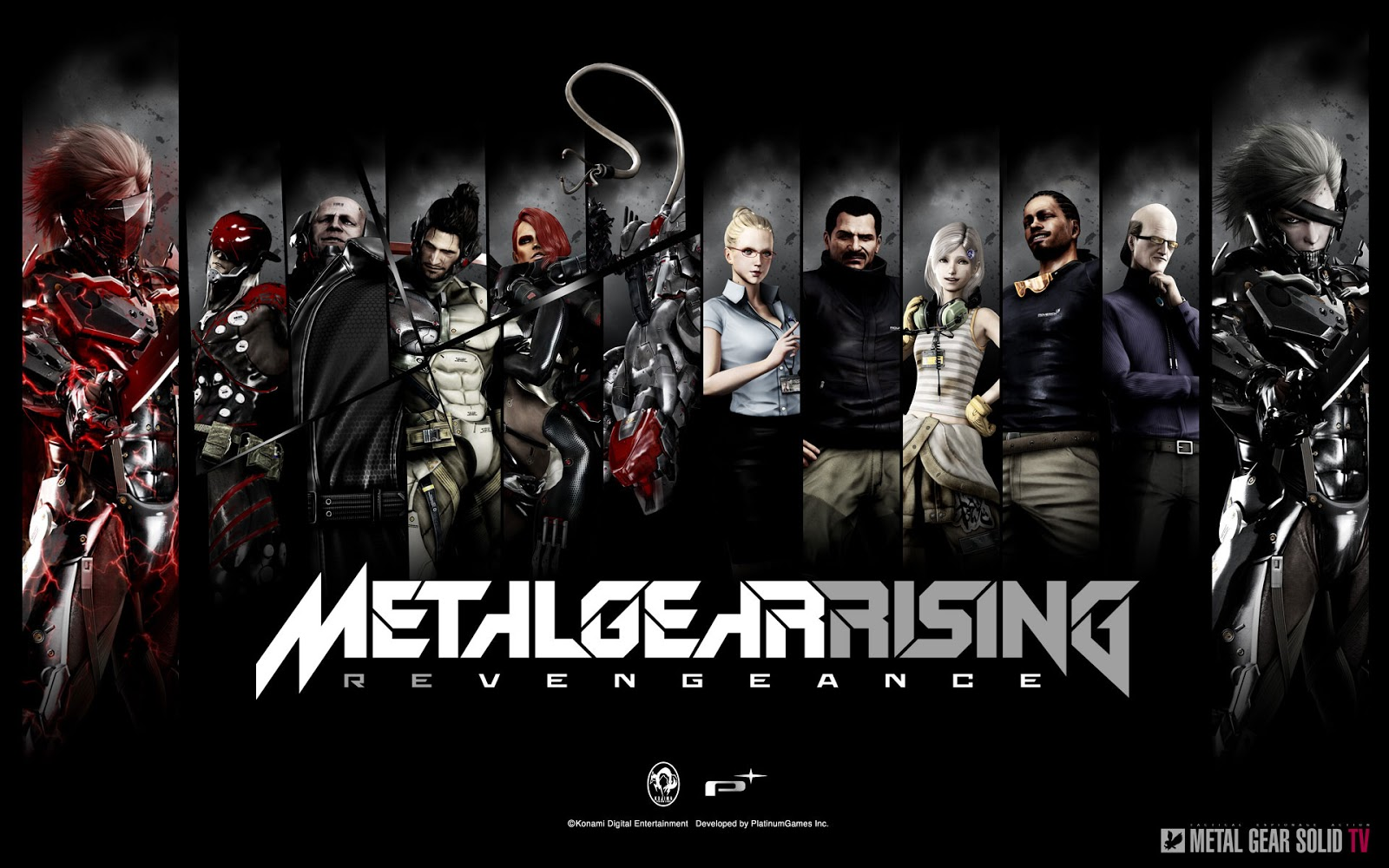 Metal Gear Solid Iphone Wallpaper Metal Gear Rising Revengeance Wallpaper And Background