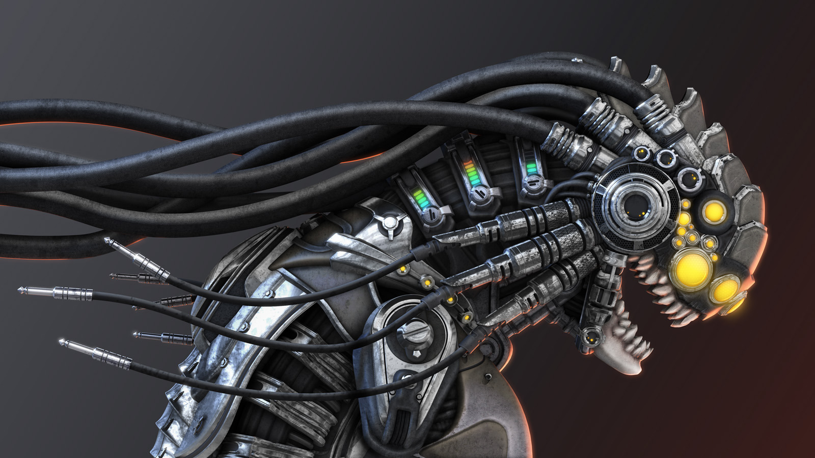Girl Playing Games In Space 1600x900 Wallpaper Cyber Nation Mecha Rp Be A Robot Human Or Assistant