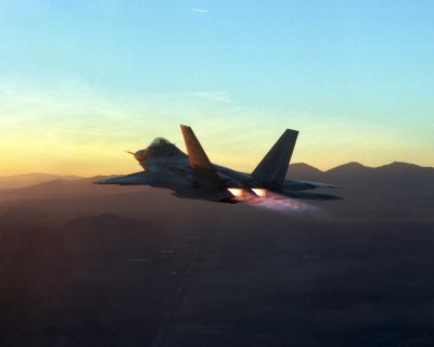 Lockheed Martin F-22 Raptor Full HD Wallpaper and Background Image | 1950x1560 | ID:411627