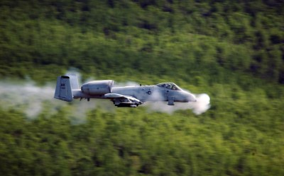 Fairchild Republic A-10 Thunderbolt II Full HD Wallpaper and Background Image | 2700x1687 | ID ...