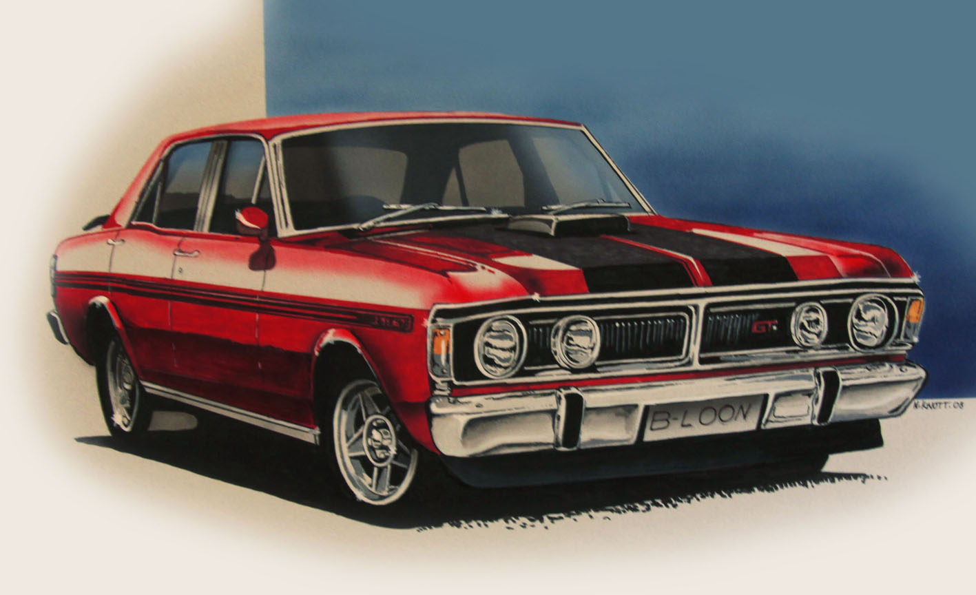 Muscle Cars Burnout Wallpapers 2 Xy Ford Falcon Phase Iii Gtho Hd Wallpapers Background