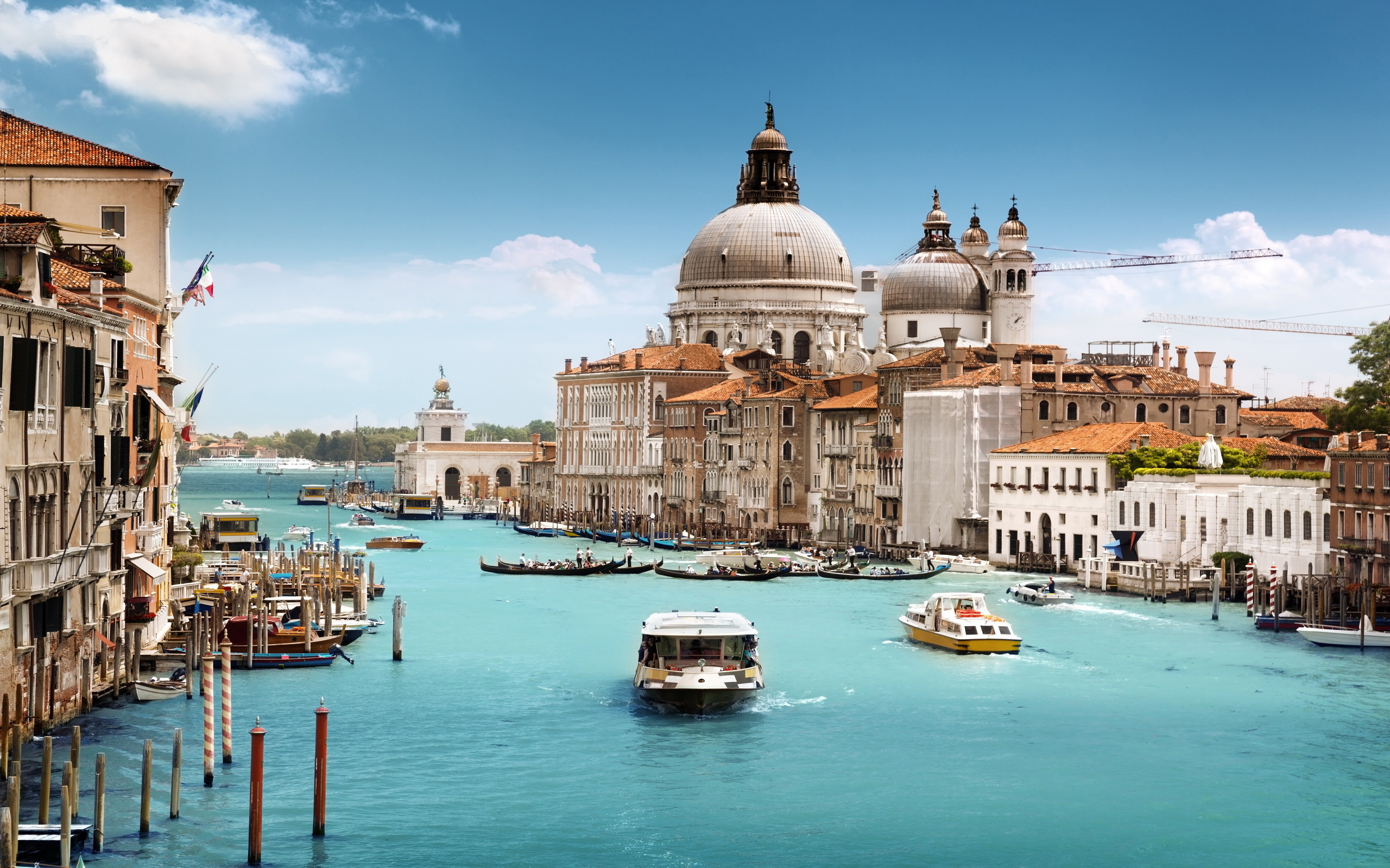 Wallpapers Of Italy The Grand Canal Of Venice Italy Hd Wallpaper Background Image