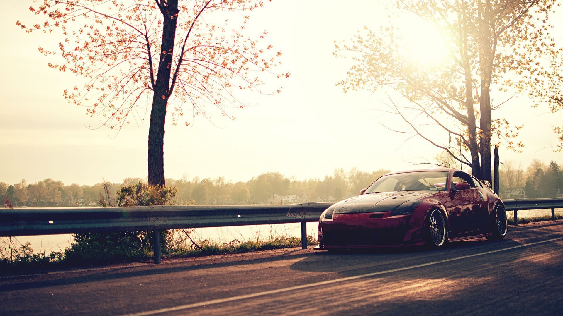 Tuner Car Wallpaper Hd Nissan 350z Full Hd Wallpaper And Background Image