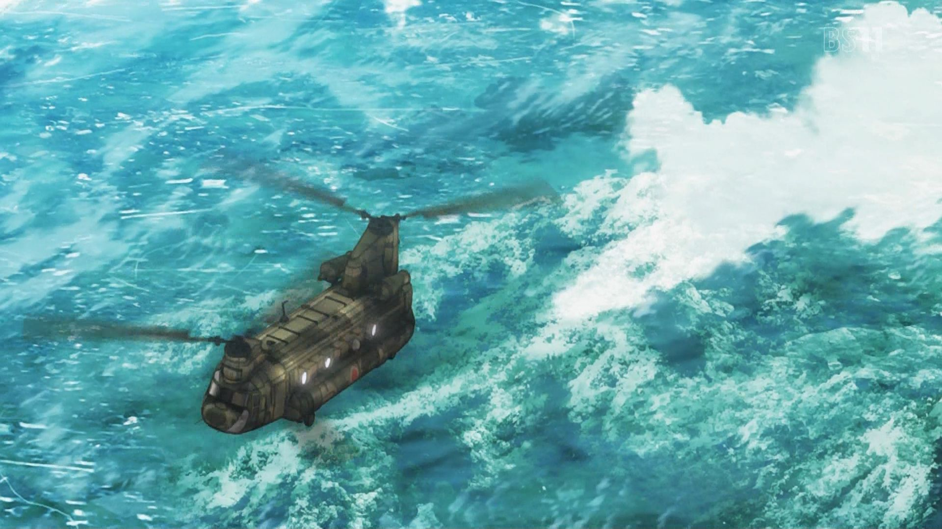 Helicopter Full Hd Wallpaper Boeing Ch 47 Chinook Full Hd Wallpaper And Background