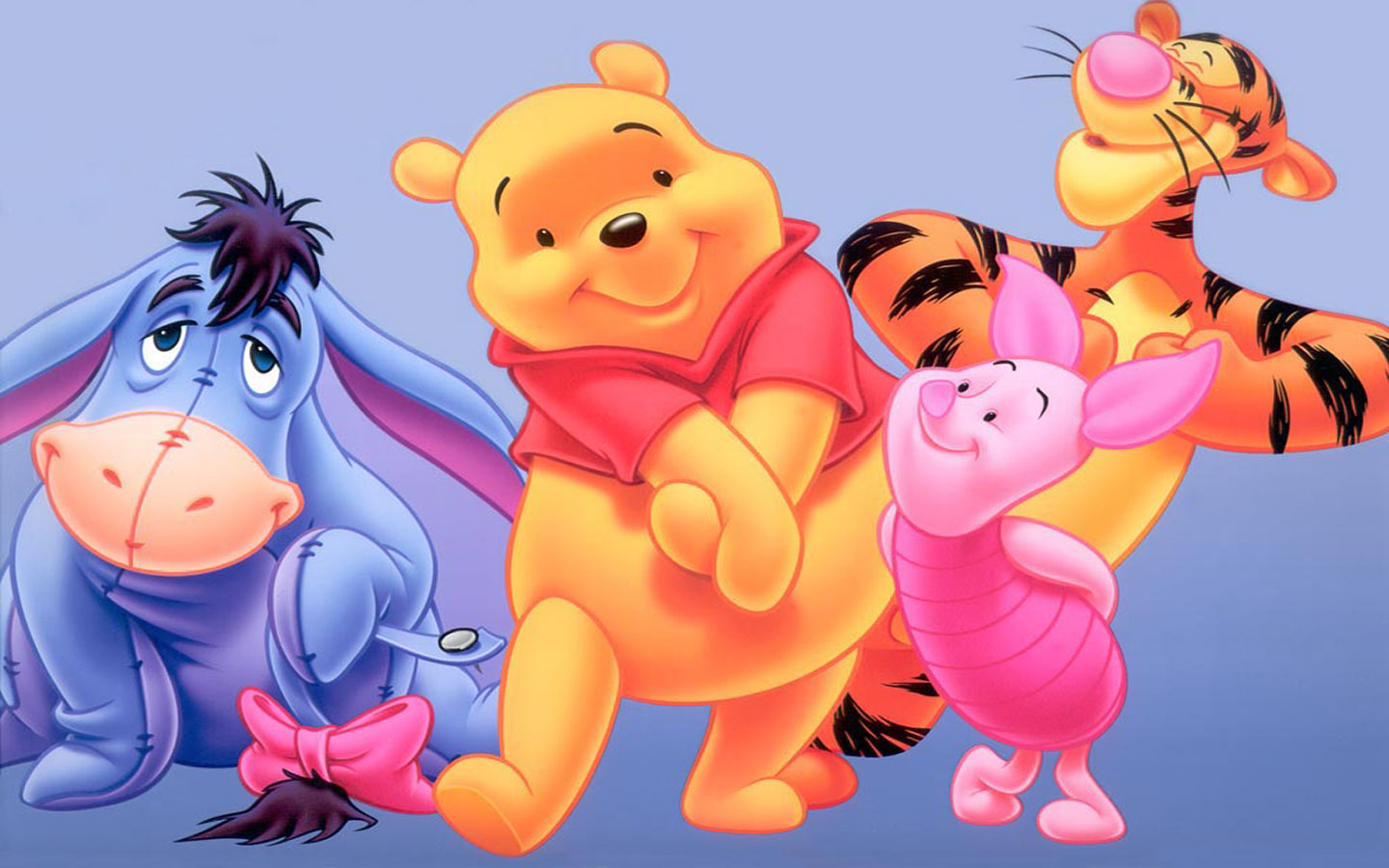 Piglet Wallpaper Iphone Winnie The Pooh Wallpaper And Achtergrond 1440x900 Id