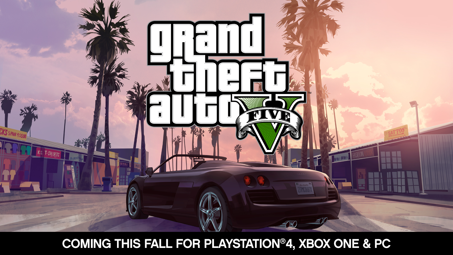Fall Widescreen Wallpaper Grand Theft Auto V Full Hd 壁纸 And 背景 1920x1080 Id 514576
