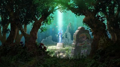 The Legend Of Zelda: A Link Between Worlds Full HD Wallpaper and Background Image | 1920x1080 ...