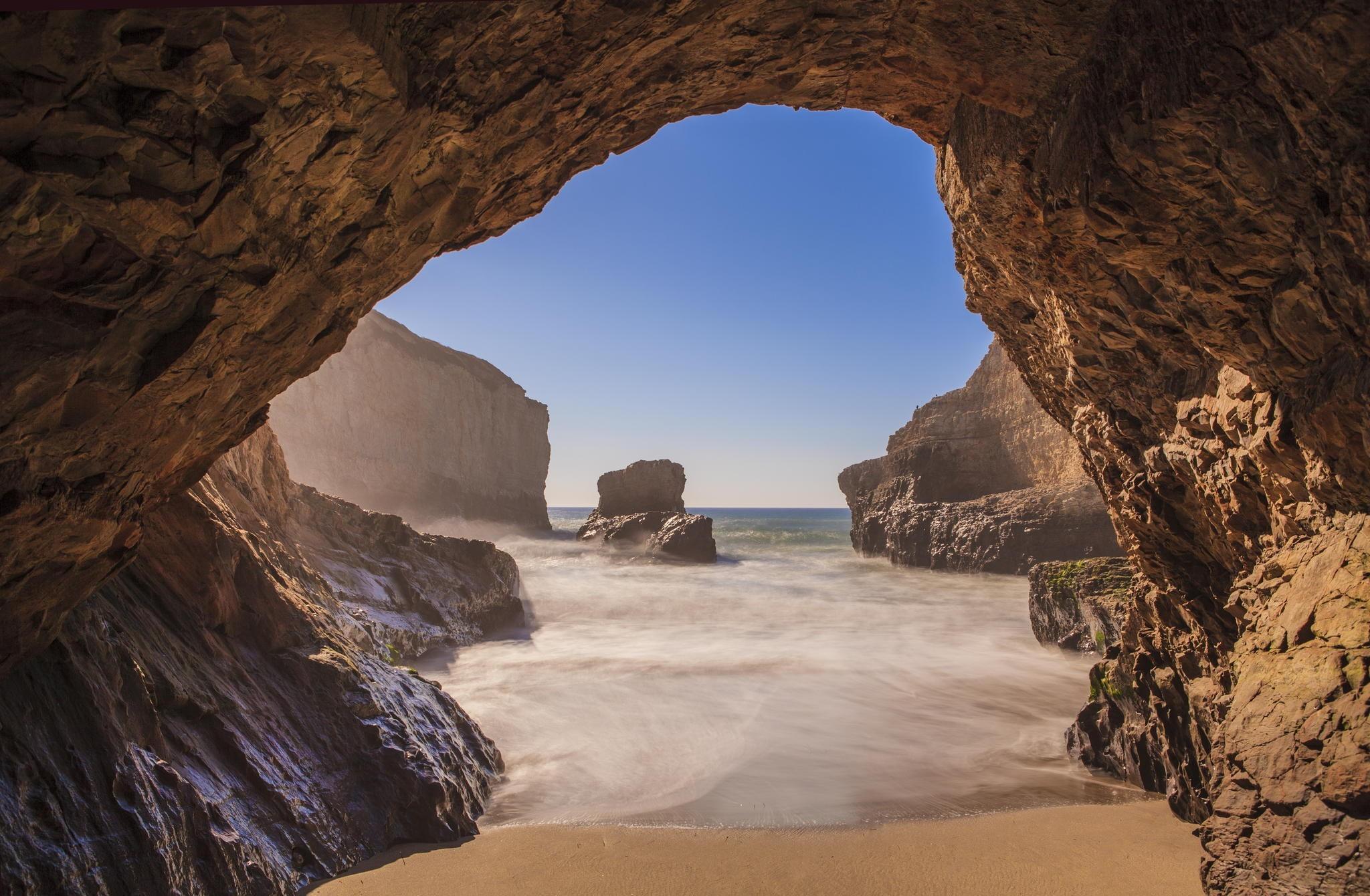 Iphone X Frame Wallpaper Grotte Fond D 233 Cran Hd Arri 232 Re Plan 2048x1340 Id