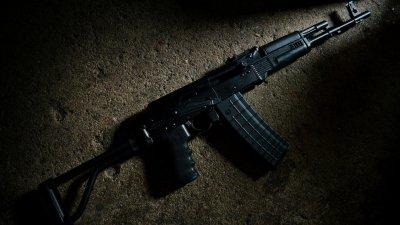 AK-47 HD Wallpaper | Background Image | 1920x1080 | ID:633366 - Wallpaper Abyss