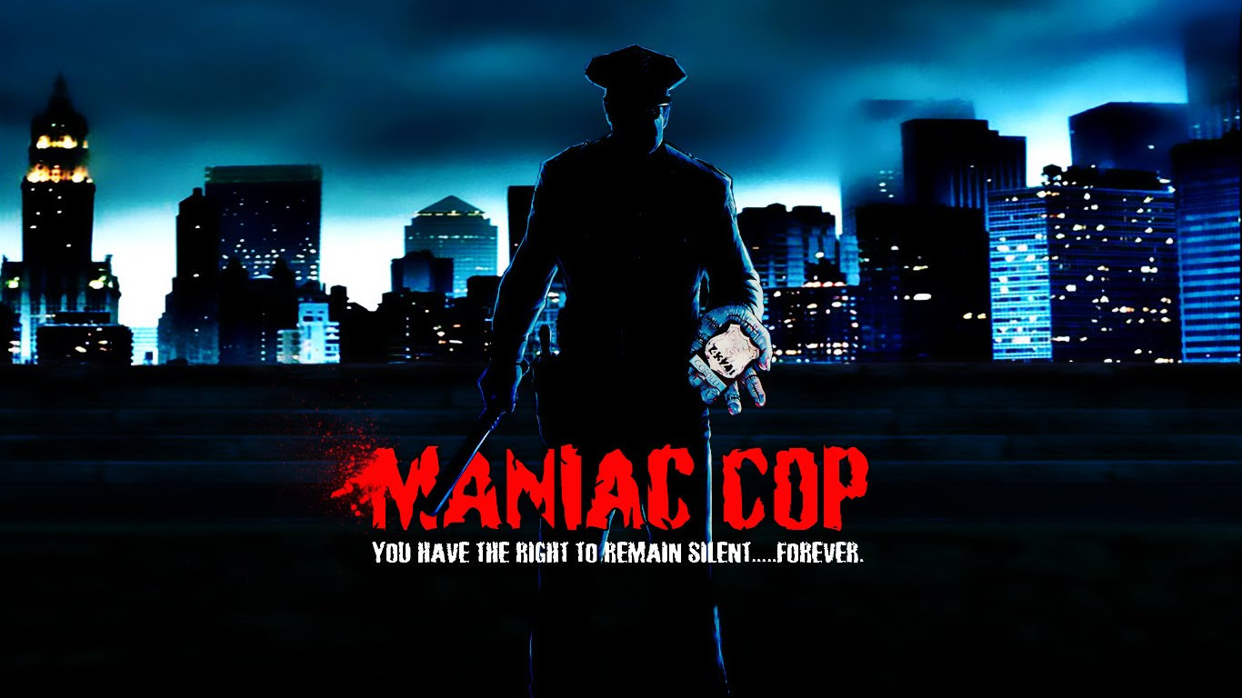 Police Officer Wallpaper Hd 3 Maniac Cop Hd Wallpapers Backgrounds Wallpaper Abyss