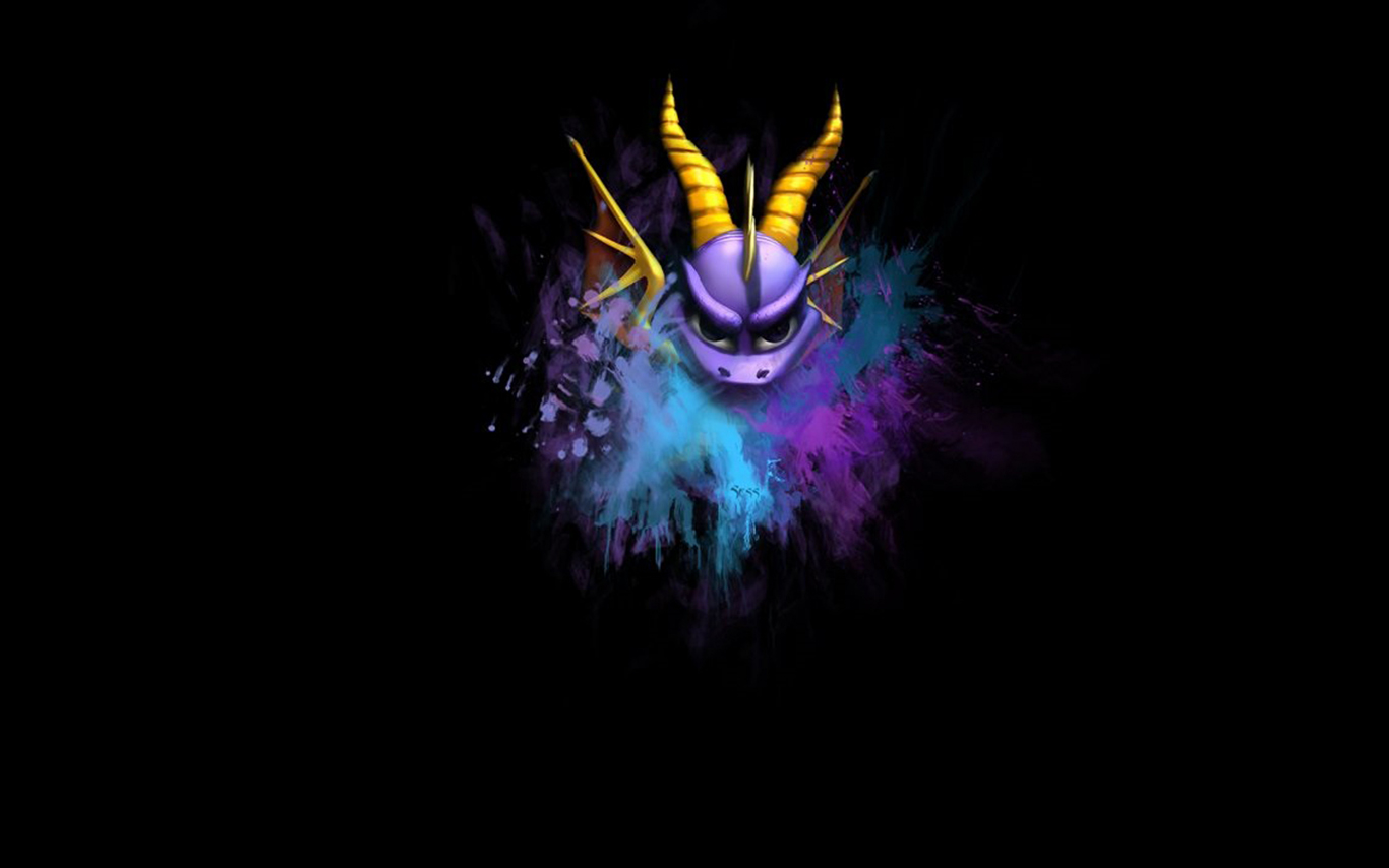 Iphone 2g Wallpaper For Iphone X Spyro Wallpaper And Background Image 1366x854 Id 645186