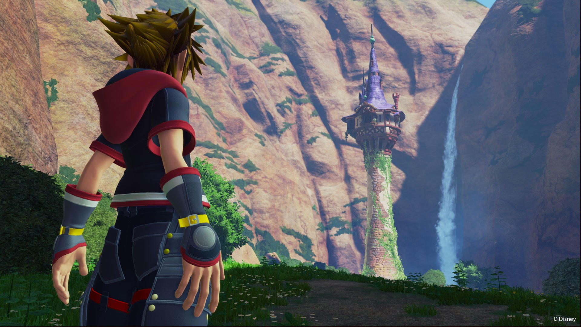 Kingdom Hearts Iphone Wallpaper Kingdom Hearts Iii Full Hd Wallpaper And Background Image