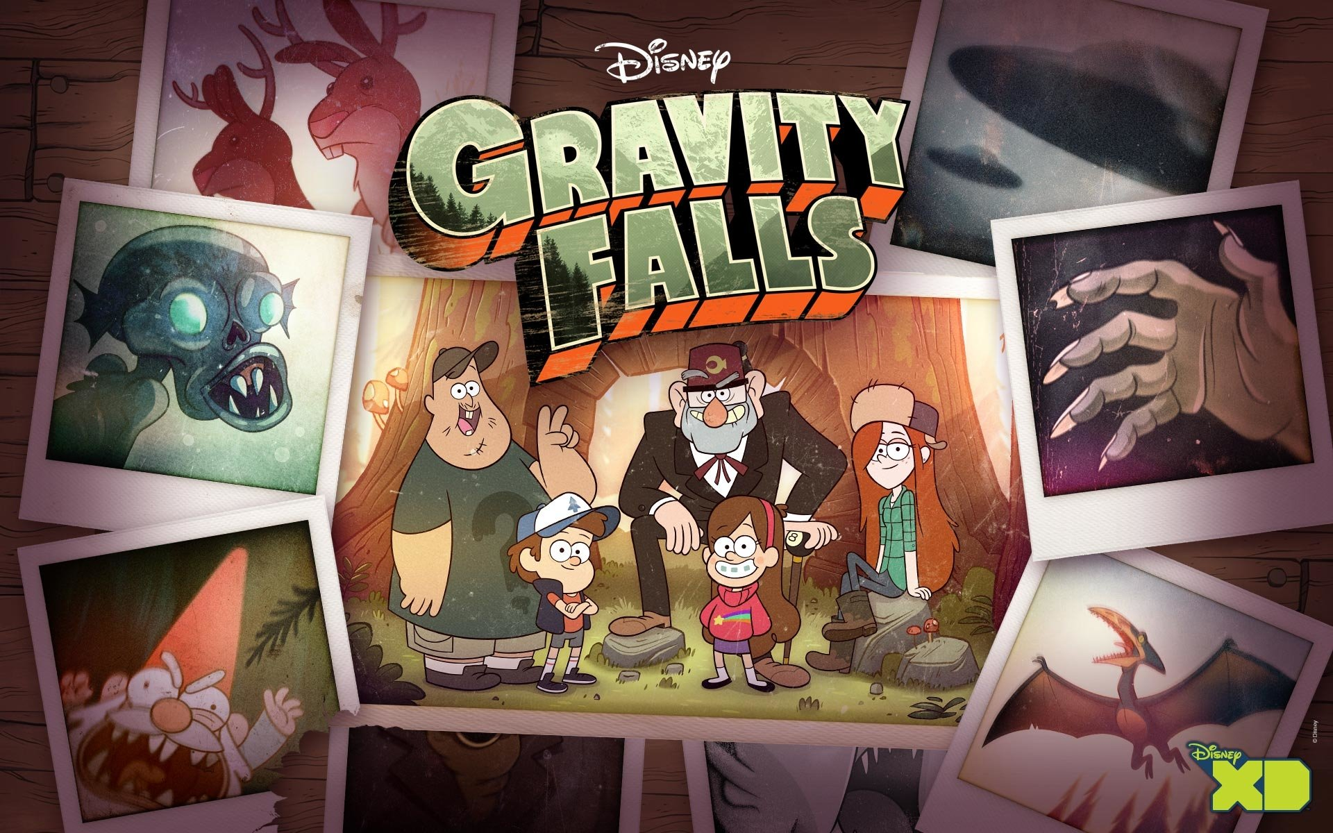 Gravity Falls Iphone 5 Wallpaper Gravity Falls Full Hd Fondo De Pantalla And Fondo De