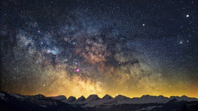 Via Lattea HD Wallpaper | Sfondi | 1920x1080 | ID:750417 - Wallpaper Abyss