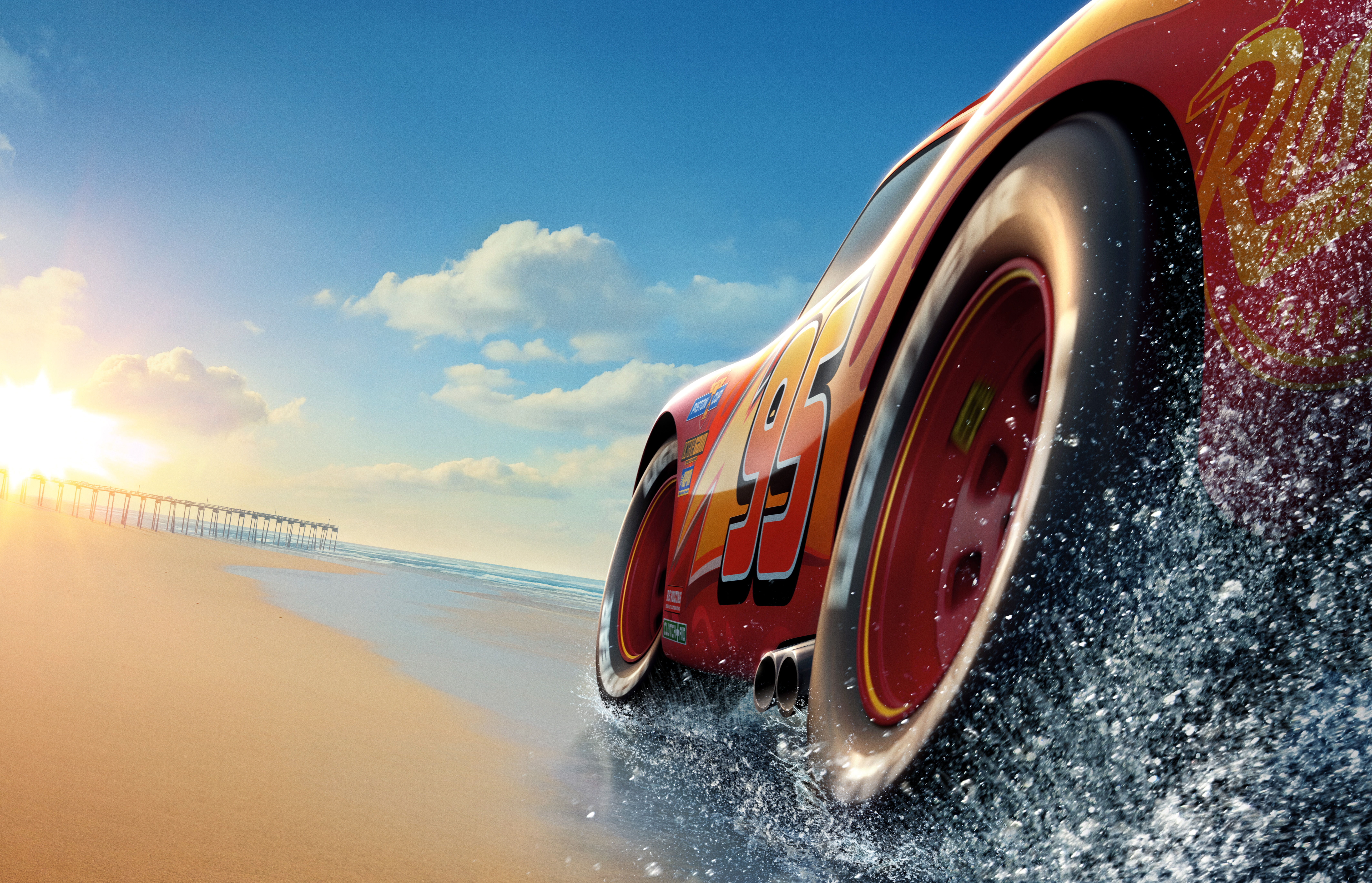 Tow Mater Cars Movie Wallpaper 1920x1200 27 Cars 3 Hd Wallpapers Background Images Wallpaper Abyss