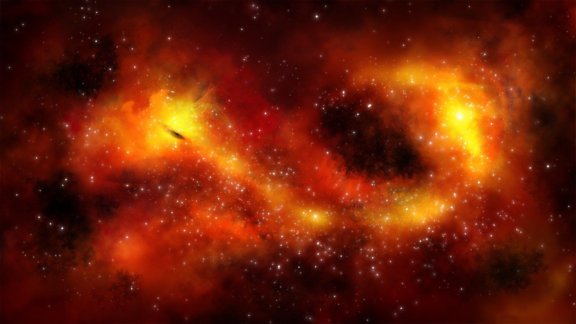 Andromeda Galaxy Wallpaper Iphone Galaxy Hd Wallpaper Background Image 1920x1080 Id