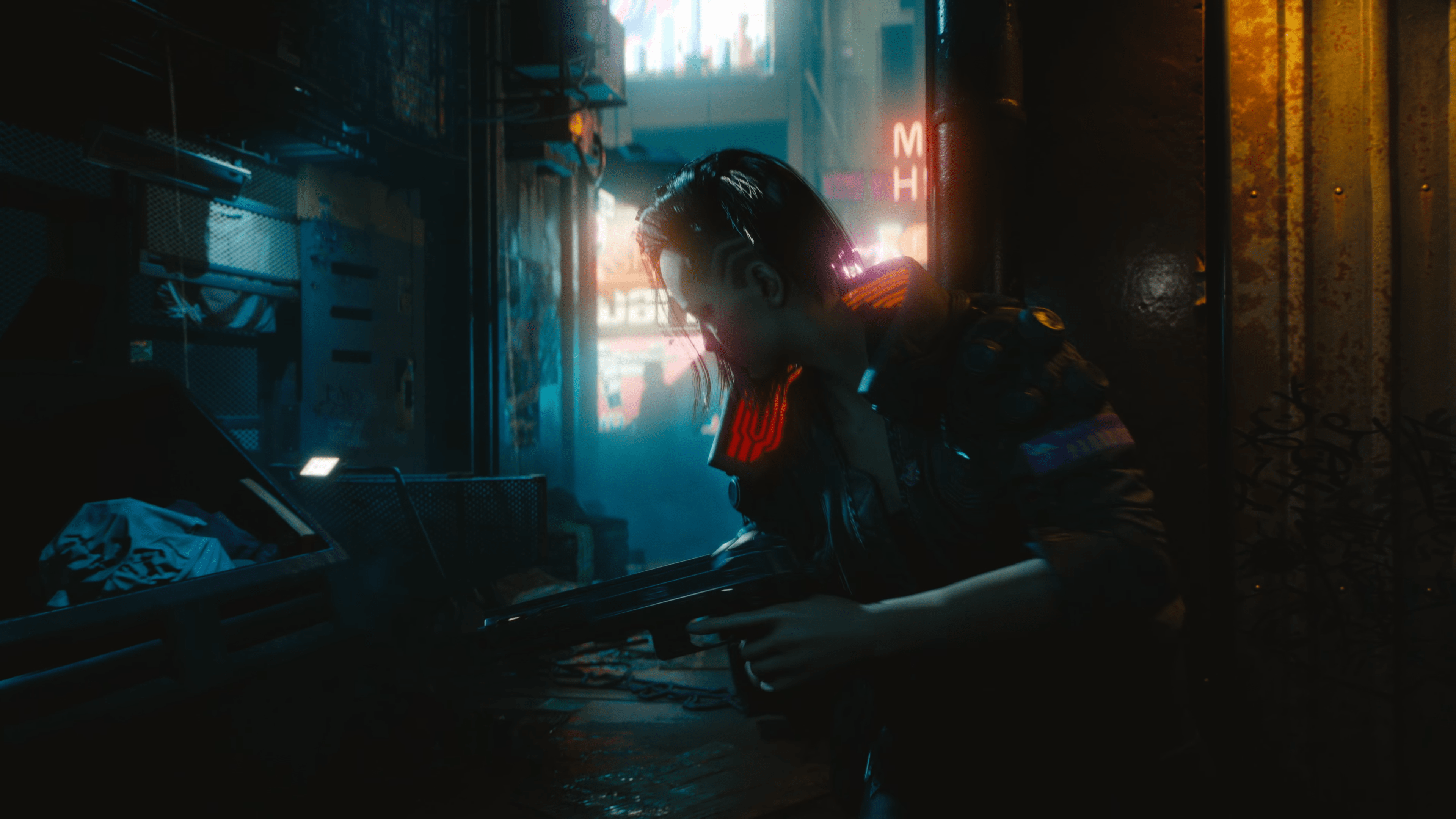 2k Wallpapers For Iphone X Cyberpunk 2077 4k Ultra Hd Wallpaper And Background Image