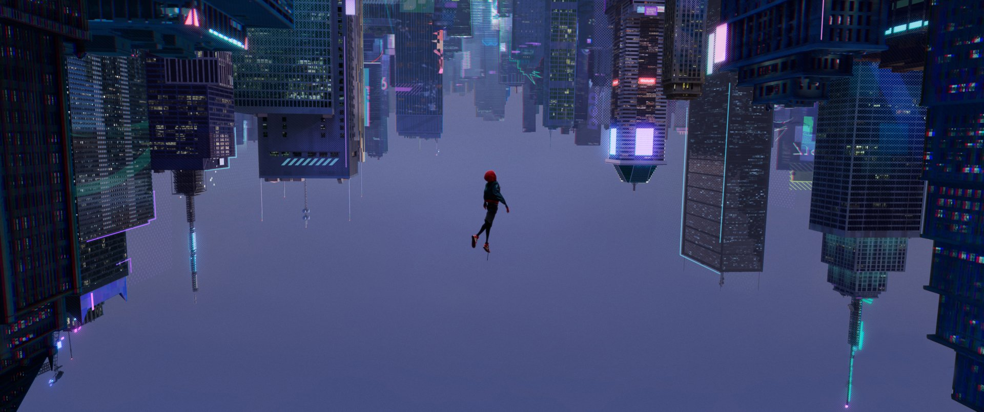 Falling In Reverse Wallpaper 1366x768 230 Spider Man Into The Spider Verse Hd Wallpapers