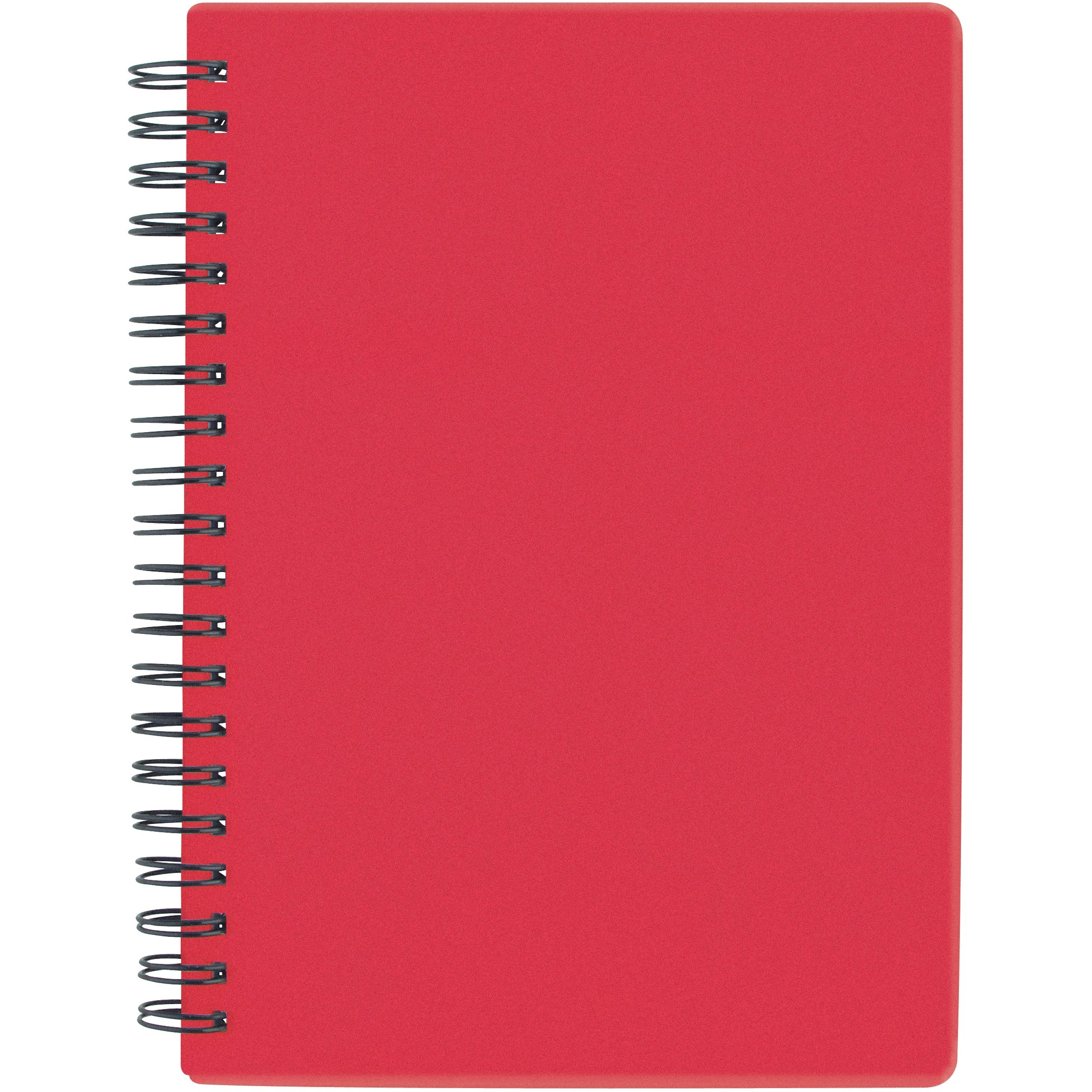 Cute Notepad Wallpaper Spiral Bound Notebook Personalized Notepads 1 54 Ea
