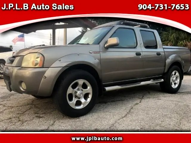 Buy Here Pay Here 2003 Nissan Frontier for Sale in Jacksonville, FL
