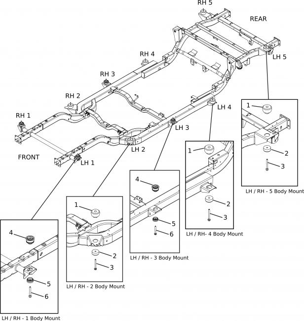 1969 vw bug horn wiring