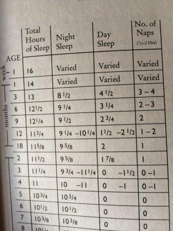 Ferber sleep requirements - BabyCenter