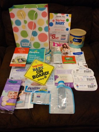 BuyBuy Baby Registry Goody Bag! - BabyCenter - buy buy baby job application