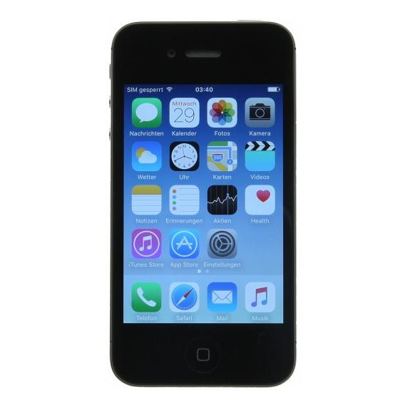 Comprar Iphone 4s Libre Nuevo Apple Iphone 4s A1387 32 Gb Negro