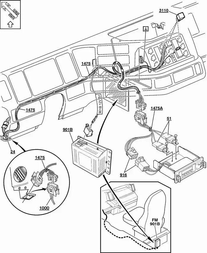 volvo n12 wiring diagram