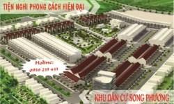 Đầu tư sinh lời tại KDC Song Phuong với giá 225tr