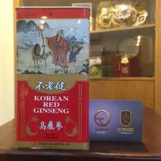 [Toàn quốc] Hồng sâm và Linh chi - QTPresent - 42