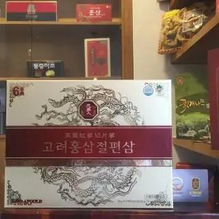 [Toàn quốc] Hồng sâm và Linh chi - QTPresent - 28