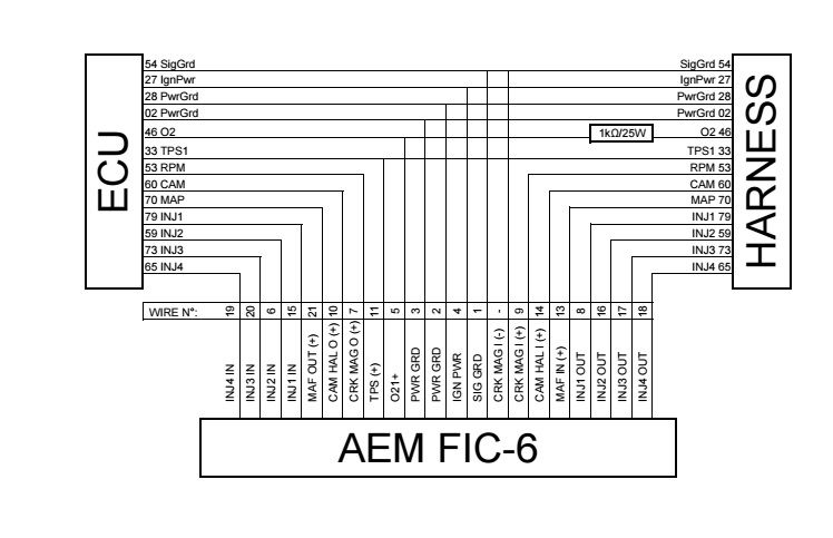 link g1 ecu wiring diagram