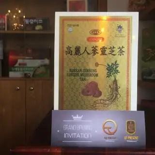 [Toàn quốc] Hồng sâm và Linh chi - QTPresent - 20