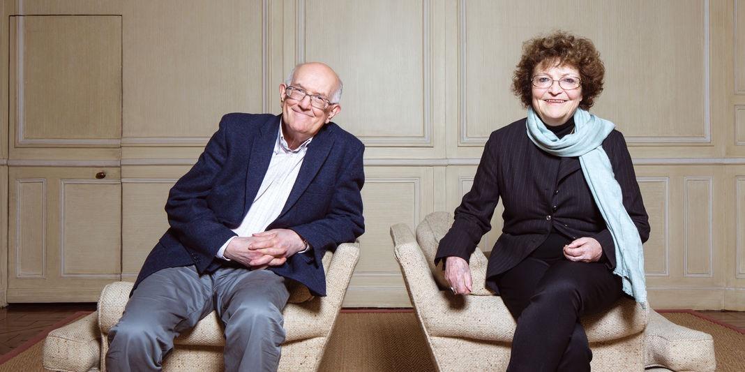 Le Monde rapproche Marcel Gauchet et Michèle Riot-Sarcey