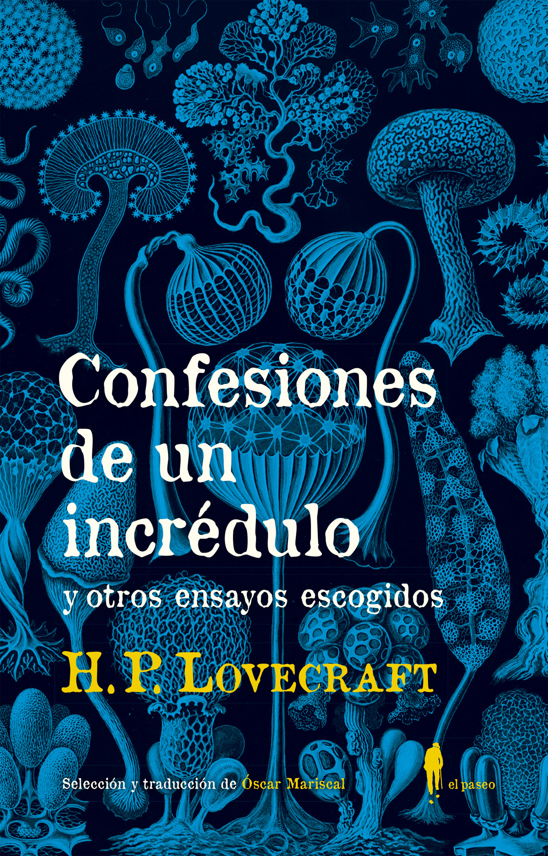 Como Descargar Libros Epub Confesiones De Un IncrÉdulo Ebook H P Lovecraft Descargar Libro Pdf O Epub 9788494898440