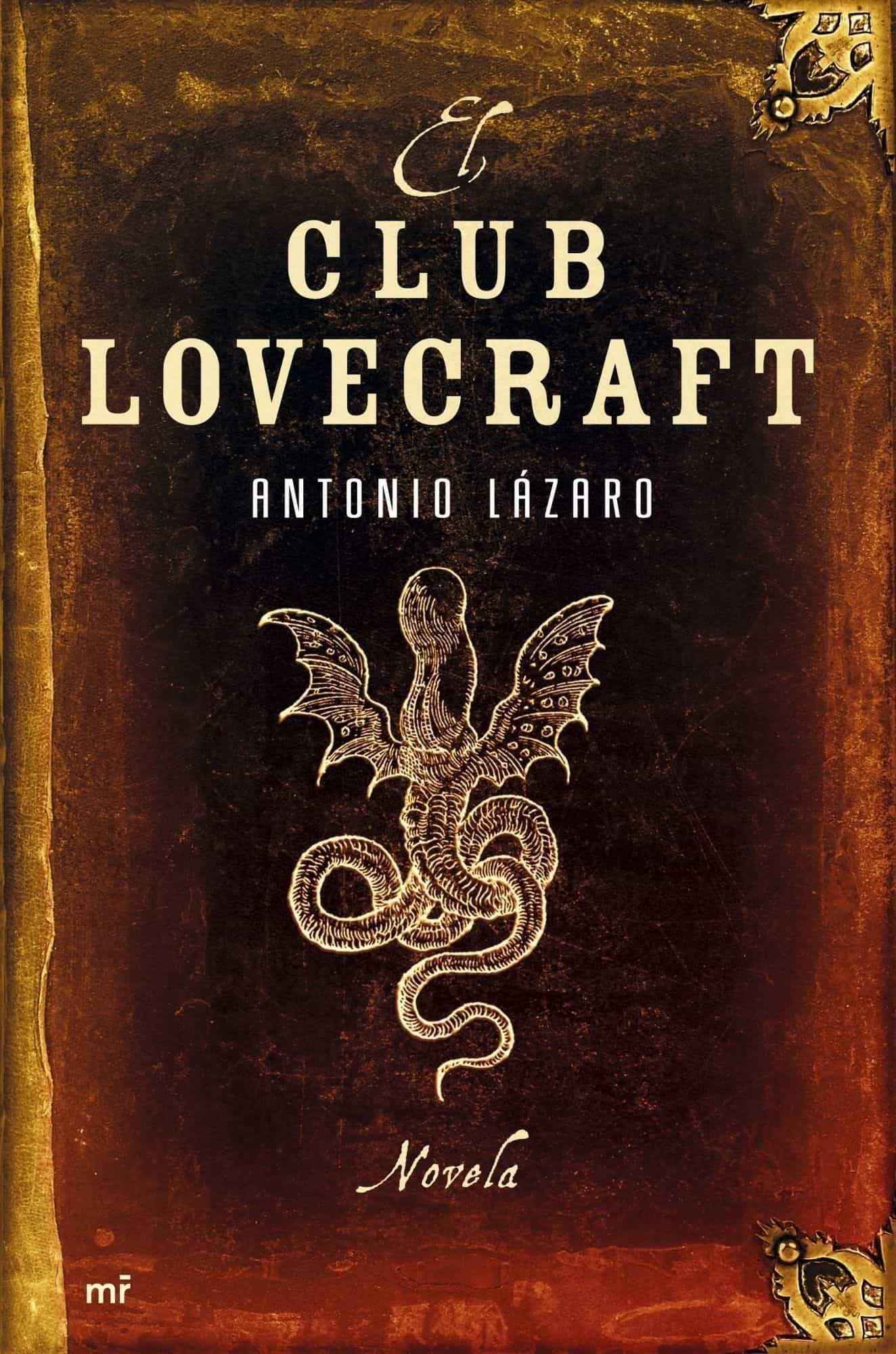 Ducable Libros El Club Lovecraft Antonio Lazaro Comprar Libro 9788427033290