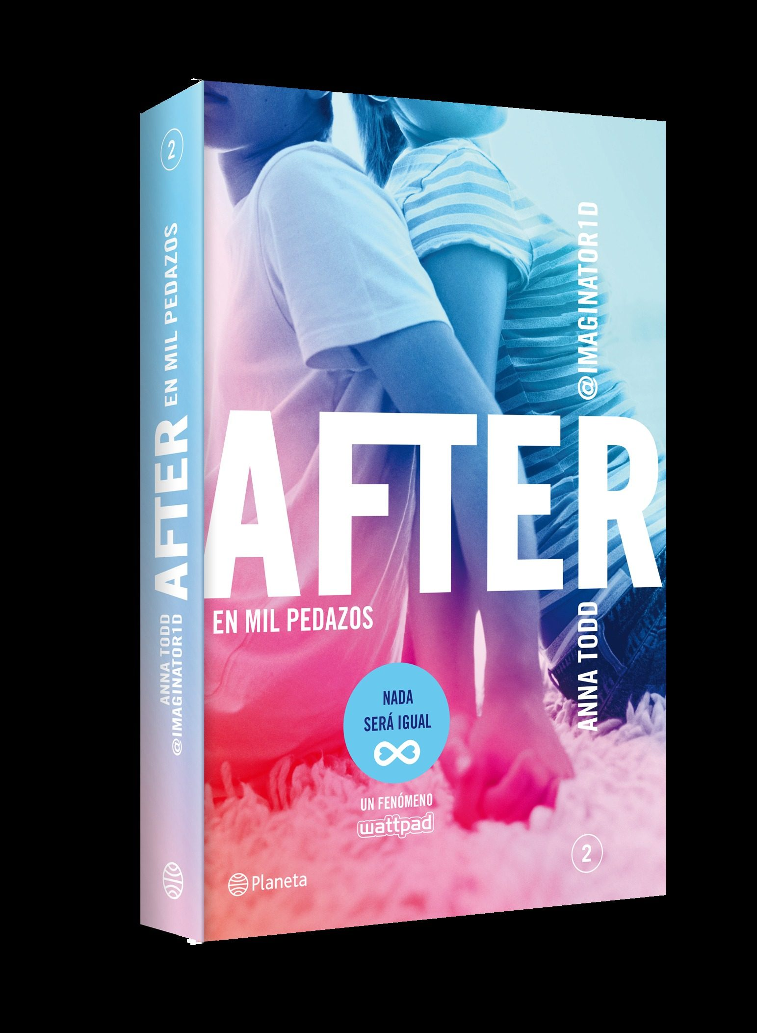 Libros De After Pack After 2 Funda Impermeable Movil Anna Todd Comprar Libro 9788408143611