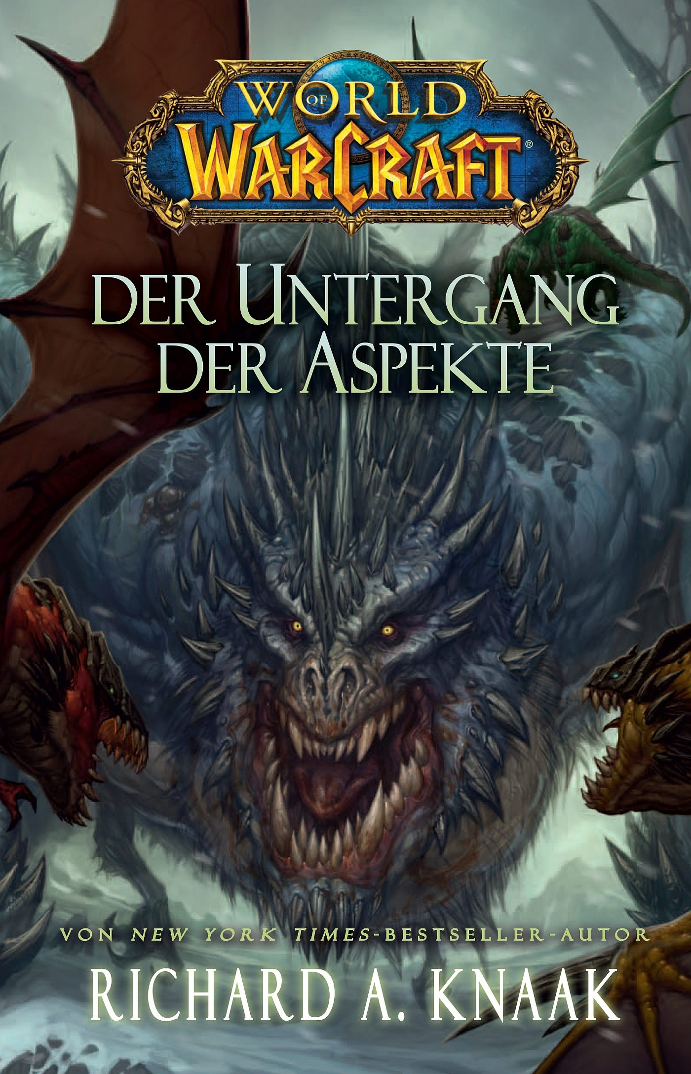 Descargar Libros Warcraft World Of Warcraft Der Untergang Der Aspekte Ebook Richard A Knaak Descargar Libro Pdf O Epub 9783833228841