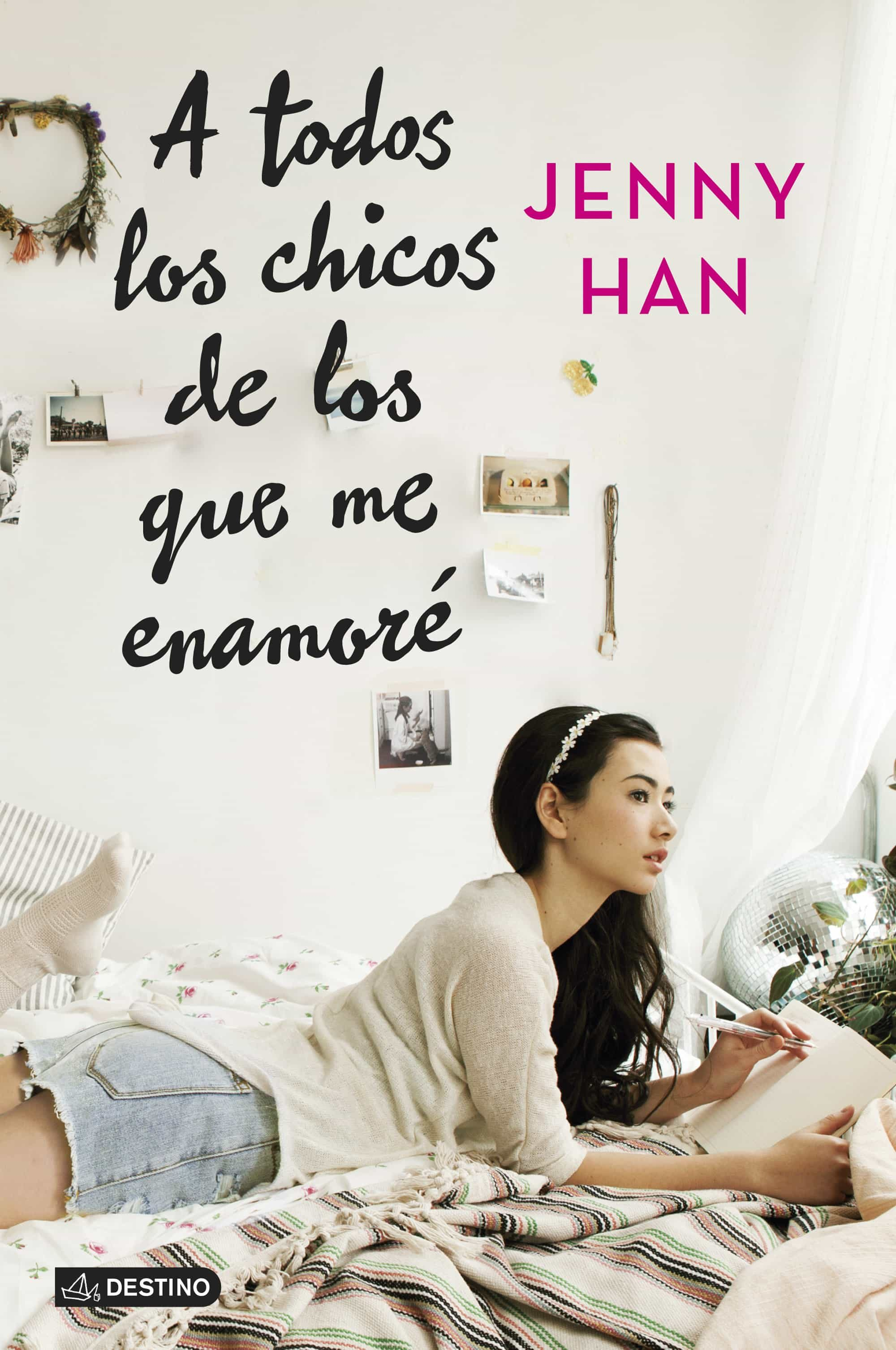 Ultimos Libros Juveniles Quotto All The Boys I 39ve Loved Before Quot De Jenny Han Será