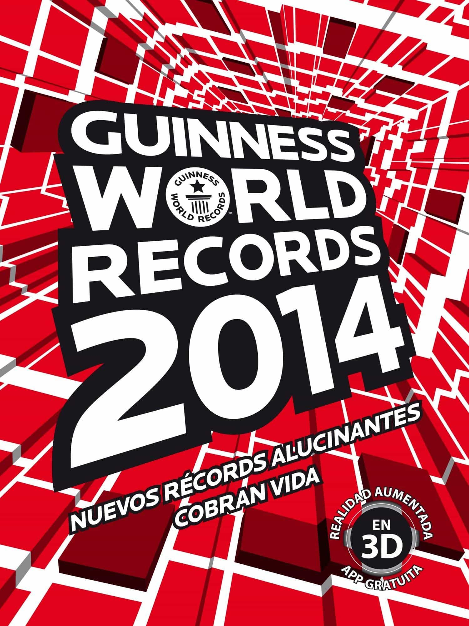 Libro Record Guinness 2017 Guinness World Records 2014 Vv Aa Comprar Libro