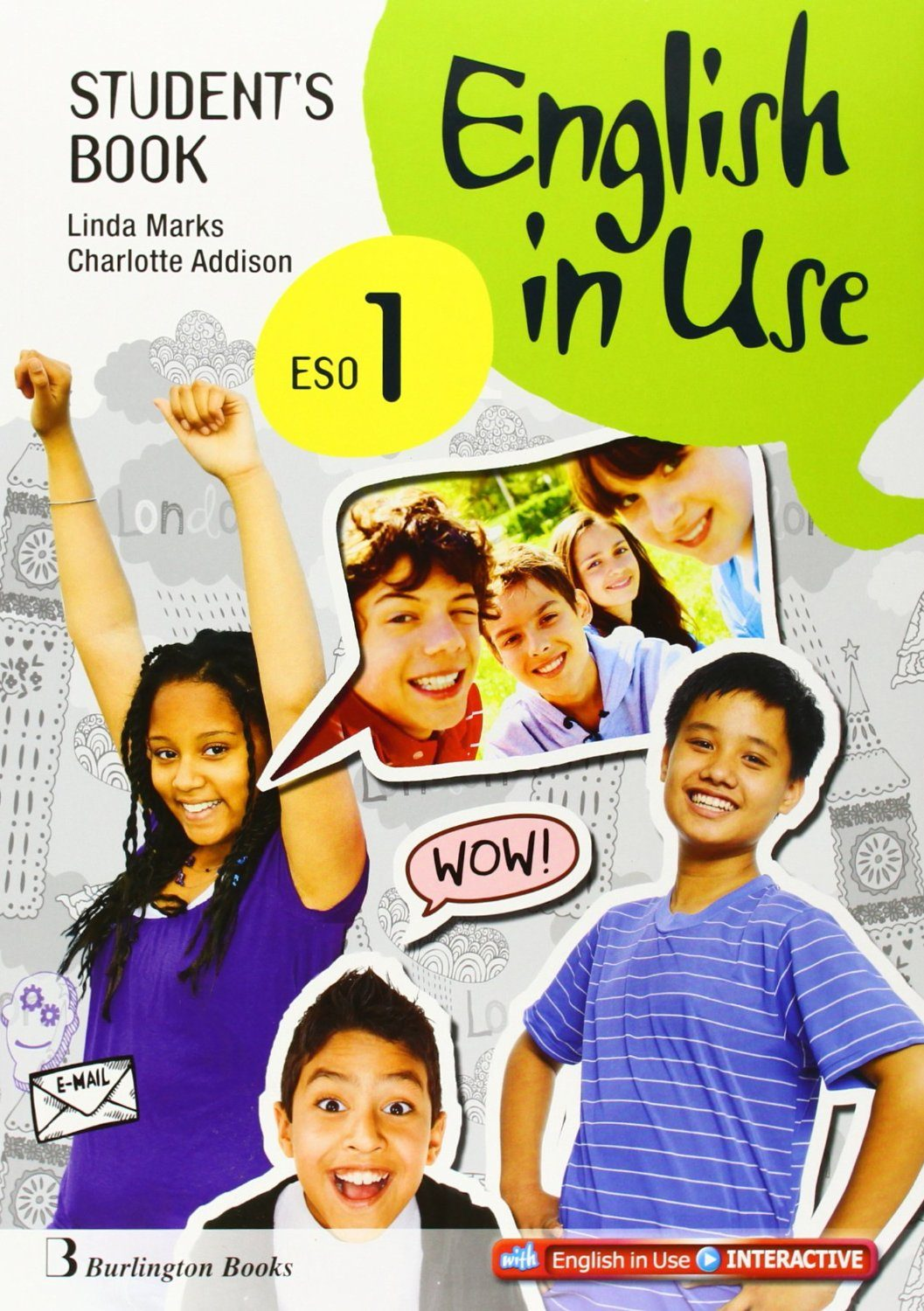Libros En Ingles Comprar English In Use Eso 1 Alumno Ed 2014 Vv Aa Comprar Libro 9789963489152
